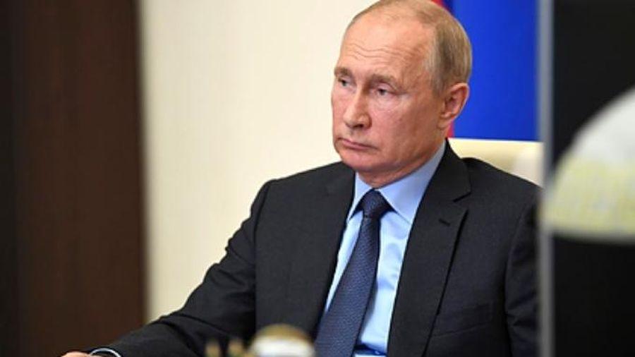 Tổng thống V.Putin khẳng định có đủ kinh phí để quảng bá ngôn ngữ Nga