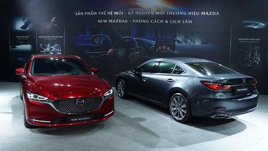 Thaco công bố giá bán New Mazda6 khởi điểm từ 889 triệu đồng