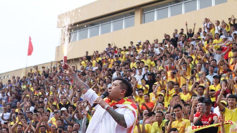 Nam Định- SLNA (3-0): Thắp lửa niềm tin