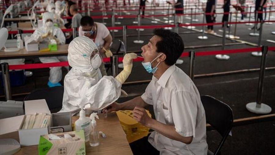 Chuyên gia WHO tới Trung Quốc điều tra nguồn gốc Covid-19