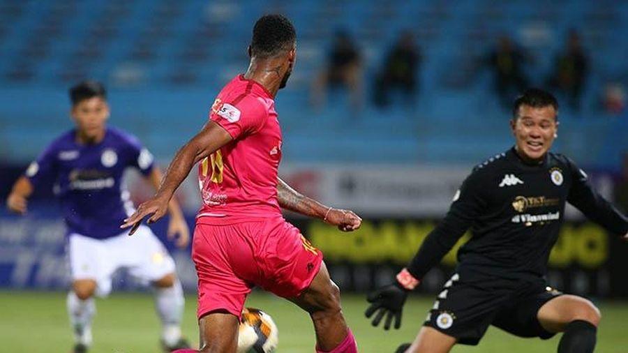 Hà Nội FC bất ngờ 'ngã ngựa', Nam Định và Thanh Hóa thắng lớn