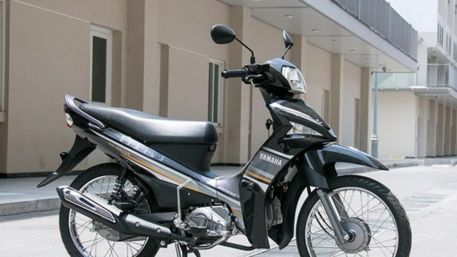 Chi tiết xe máy Yamaha Sirius Fi 'uống' xăng ít nhất Việt Nam