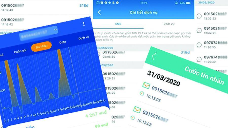 Điện thoại Bphone tự động gửi tin nhắn cho 'số lạ'