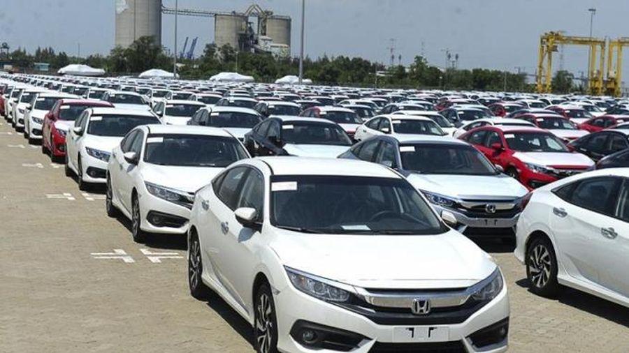 Ô tô nhập khẩu vào Việt Nam: Indonesia và Thái Lan chiếm ngôi đầu