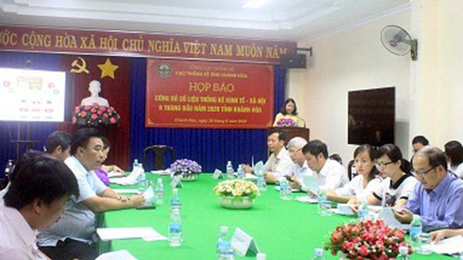 Cục Thống kê tỉnh Khánh Hòa công bố số liệu kinh tế - xã hội 6 tháng đầu năm