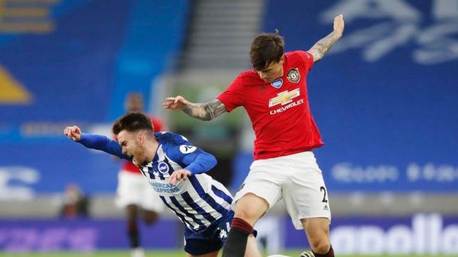 Brighton 0-2 Man Utd: Greenwood, Bruno Fernandes tỏa sáng
