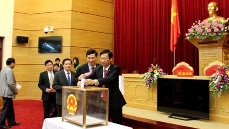 Quảng Ninh được bầu bổ sung 1 Phó Chủ tịch UBND tỉnh