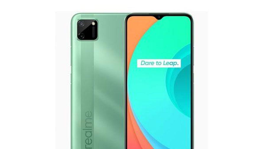 Realme ra mắt smartphone chống nước, pin 5.000 mAh, giá hơn 2 triệu