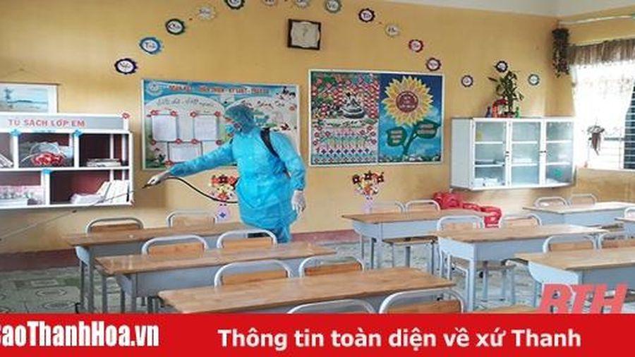 Công tác phòng chống dịch sốt xuất huyết ở thị xã Nghi Sơn