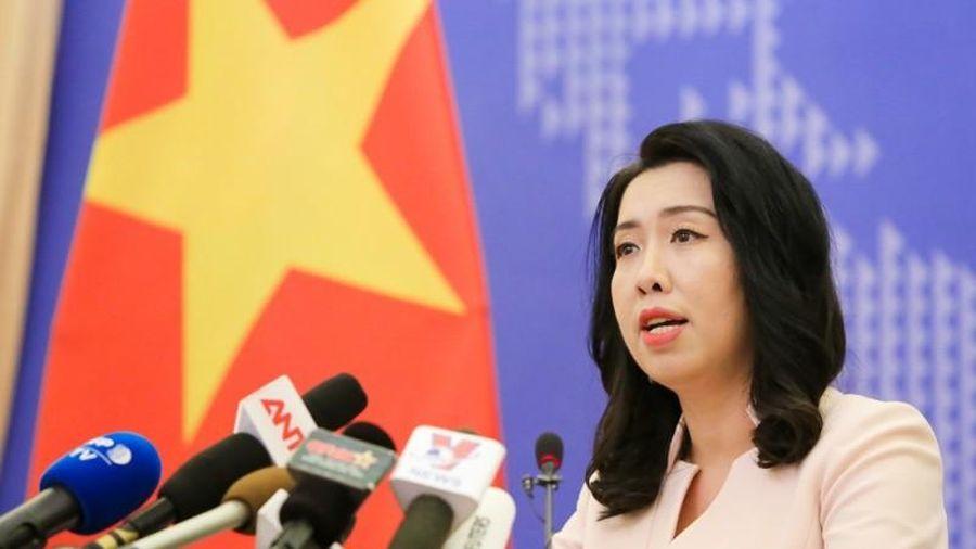 Việt Nam nêu quan điểm về vấn đề Hong Kong