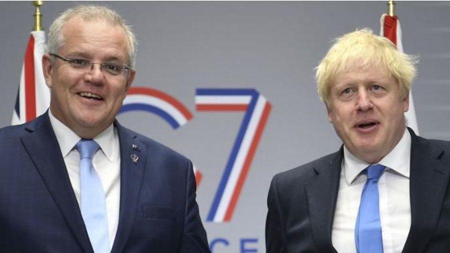 Sau Anh, đến lượt Úc muốn là 'nơi trú ẩn' cho dân Hong Kong