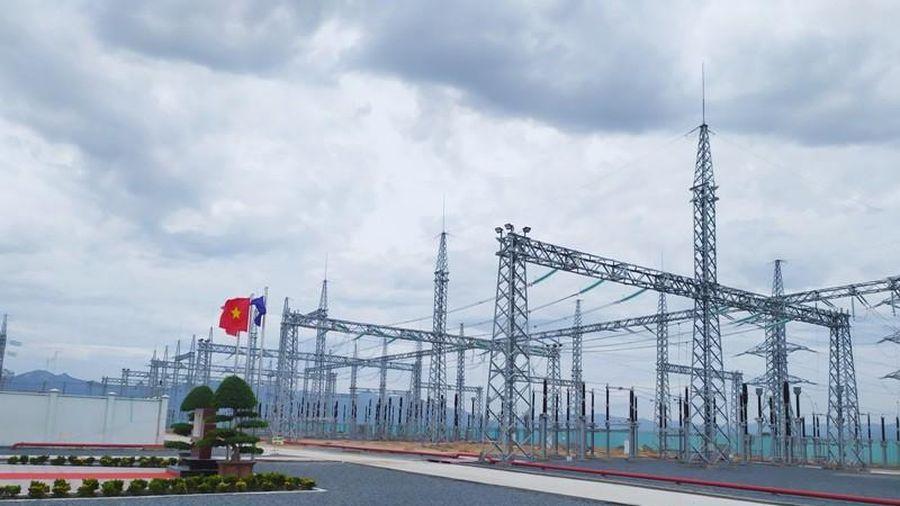 Trạm 220 kV Ninh Phước giải tỏa công suất năng lượng tái tạo