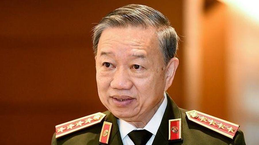 Đại tướng Tô Lâm: Tội phạm lừa đảo tăng đột biến sau dịch Covid-19