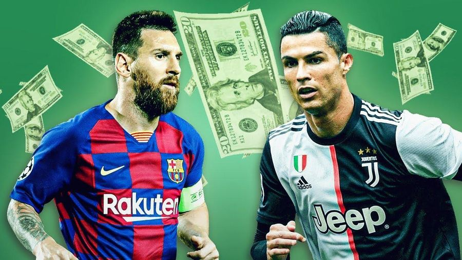 Messi và Ronaldo - ai giàu hơn?
