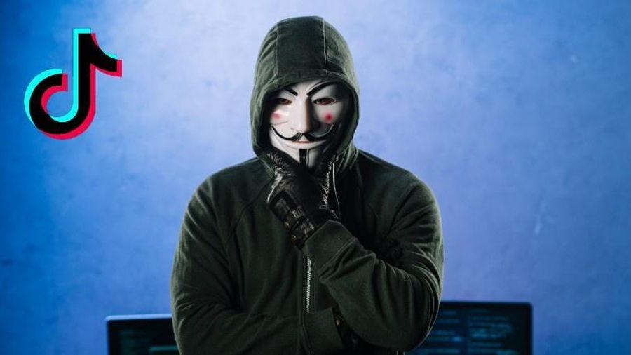 Anonymous: 'Hãy xóa TikTok ngay vì nó quá nguy hiểm'