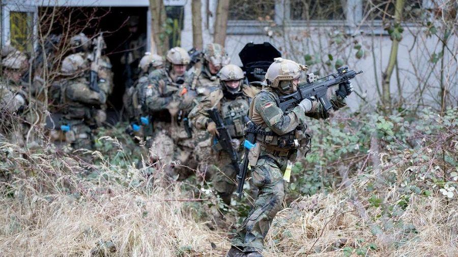 Đức giải tán bớt đặc nhiệm KSK sau khi phát hiện 'ổ' phát xít mới