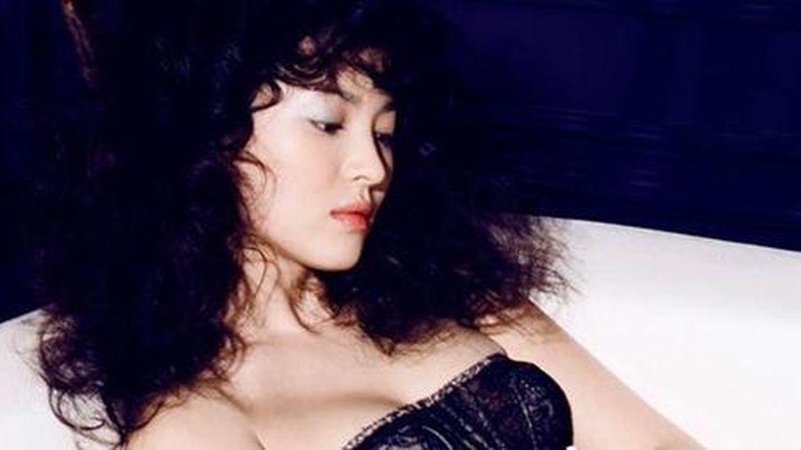 Vì sao Song Hye Kyo không bao giờ xuất hiện cùng mẹ?