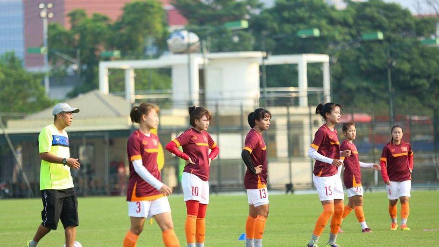 Tìm khiến nguồn nhân lực trẻ cho tuyển nữ Việt Nam