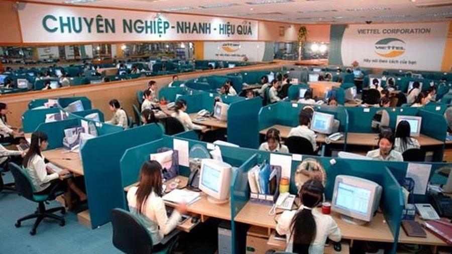 Sửa đổi quy định thí điểm quản lý lao động, tiền lương Viettel