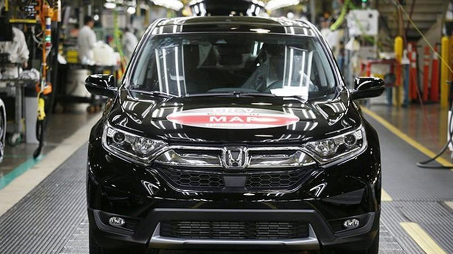 Honda CR-V 2020 lắp ráp Việt Nam từ khoảng 1,1 tỷ đồng?