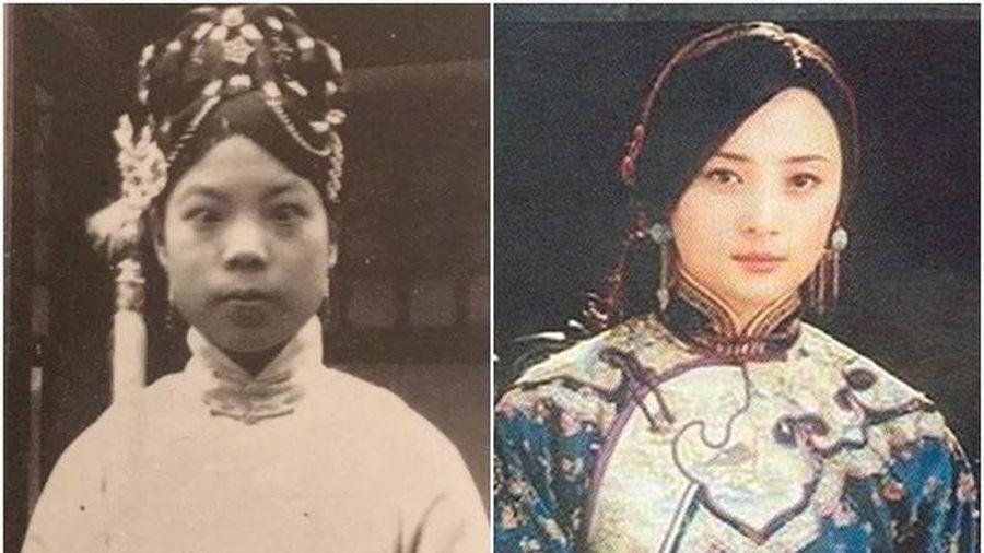 Nhan sắc thực sự của cung tần mỹ nữ Trung Quốc xưa