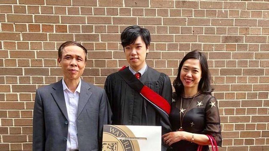 Chàng trai Việt đỗ 4 đại học danh giá Canada, tốt nghiệp thạc sĩ sớm 1 năm