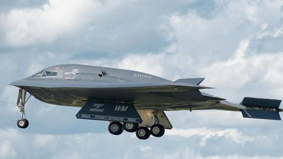 'Ác điểu' B-2 Spirit của Mỹ thử nghiệm rải thảm bom thông minh