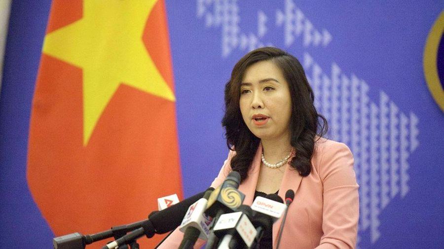 Trung Quốc đã vi phạm chủ quyền của Việt Nam đối với quần đảo Hoàng Sa