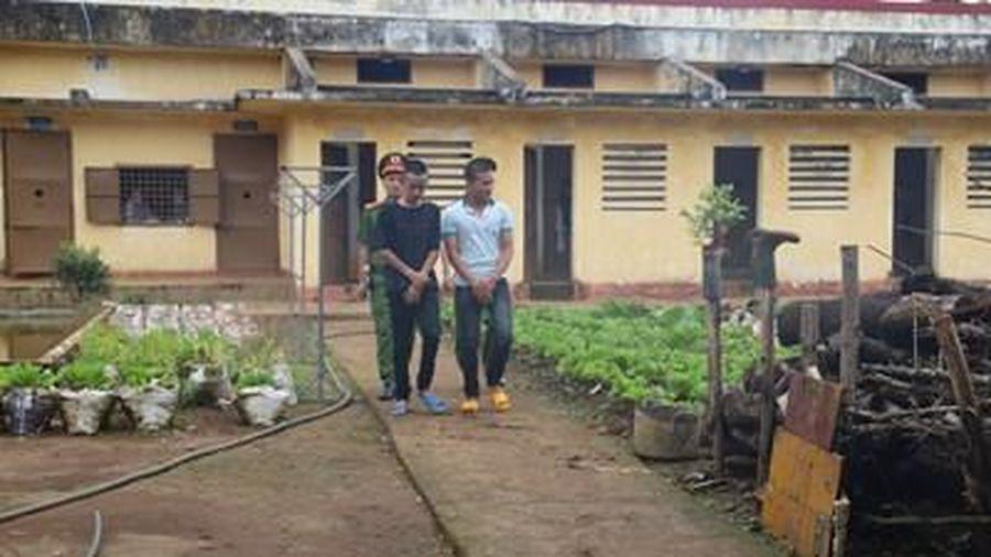 Triệt xóa băng nhóm cướp tuổi teen cướp tài sản của học sinh