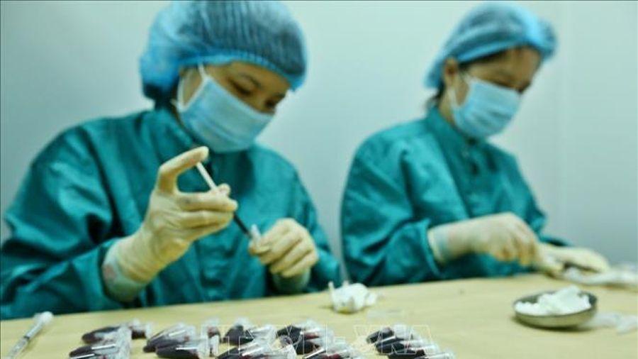 Việt Nam 'nước rút' trong nghiên cứu, sản xuất vaccine phòng COVID-19