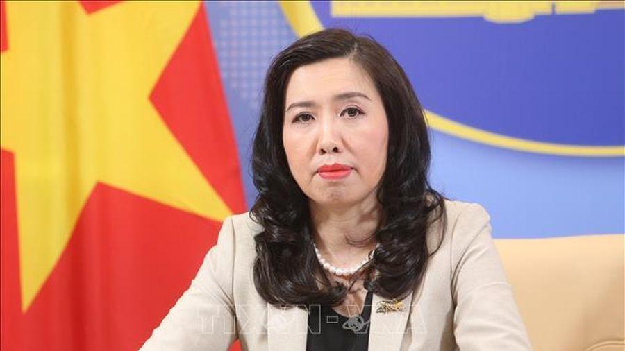 Thông tin về các hoạt động kỷ niệm 25 năm thiết lập quan hệ ngoại giao Việt Nam - Hoa Kỳ