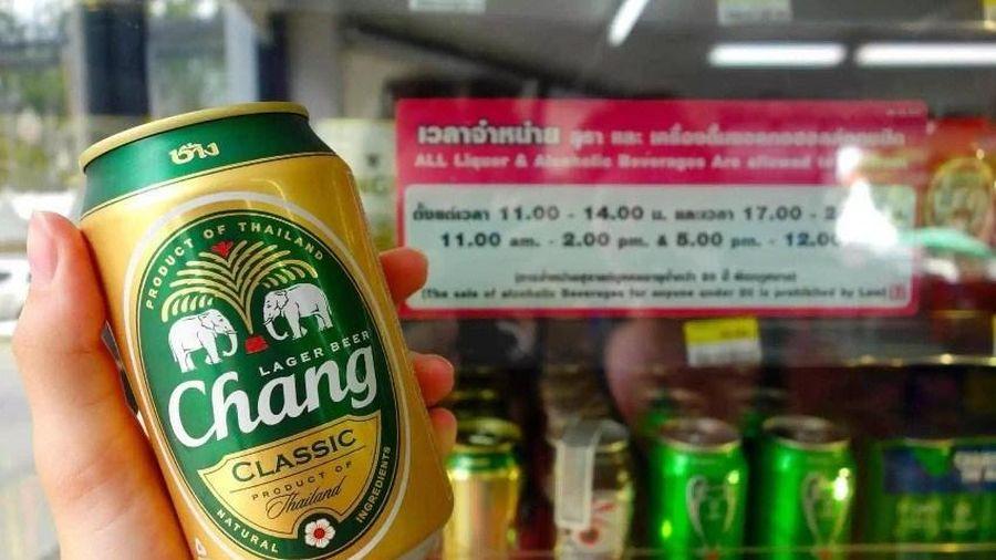 Thái Lan cấm bán trực tuyến các loại đồ uống có cồn