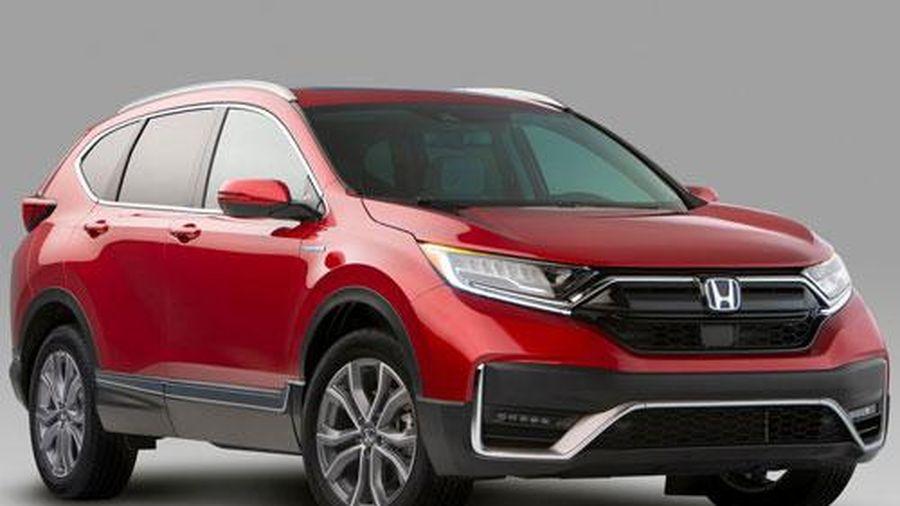 Ấn định thời gian Honda CR-V 2020 ra mắt thị trường Việt