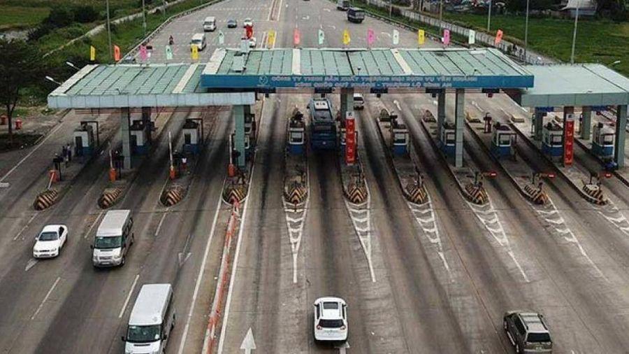 Vì sao Bộ GTVT kiến nghị sớm thu phí trở lại cao tốc TP.HCM - Trung Lương?