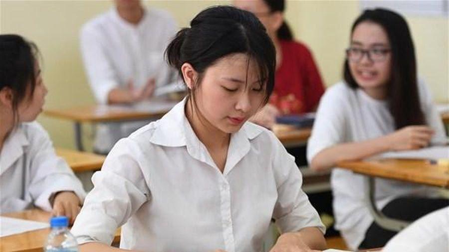 Học sinh rớt tốt nghiệp được cấp giấy hoàn thành chương trình THPT