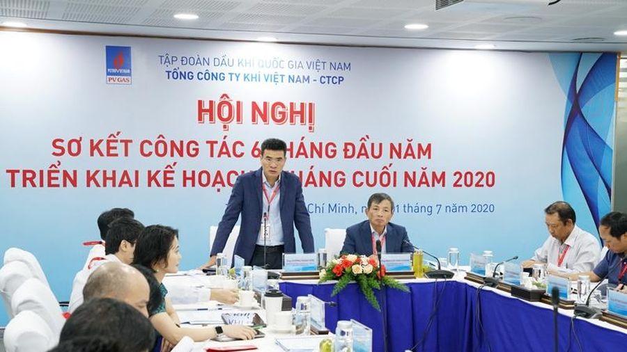 PV GAS hoàn thành vượt mức kế hoạch 6 tháng đầu năm 2020