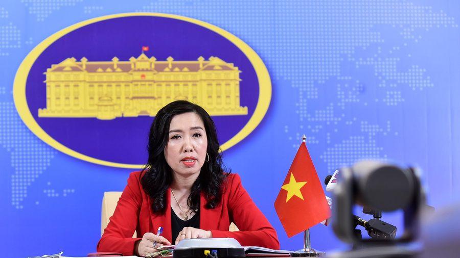 Việt Nam và Campuchia trao đổi các hình thức nới lỏng xuất nhập cảnh