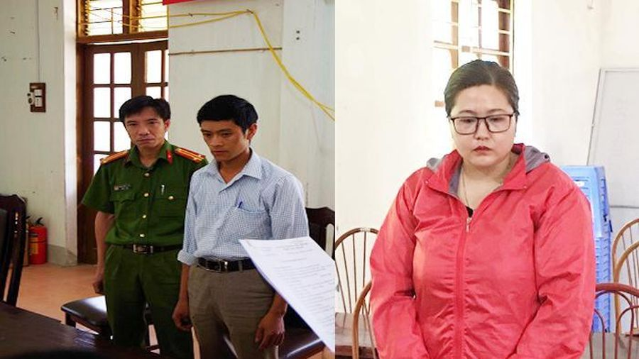 Chủ tịch hội nông dân và nữ kế toán ở Hà Giang tham ô gần 1 tỷ đồng