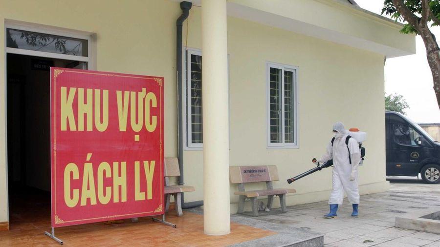 Chiều 2/7, Việt Nam không ghi nhận ca mắc COVID-19 trong cộng đồng