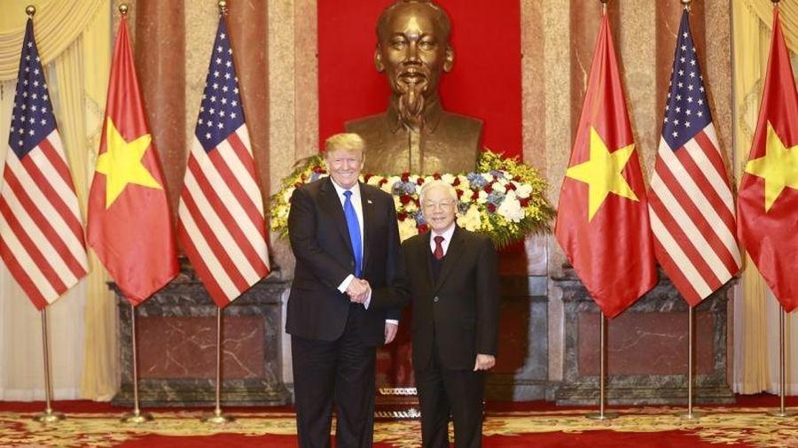 Làm sâu sắc hơn nữa quan hệ Việt Nam - Hoa Kỳ