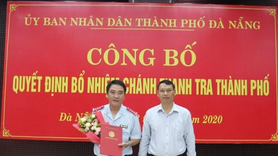 Đà Nẵng có tân Chánh thanh tra thành phố