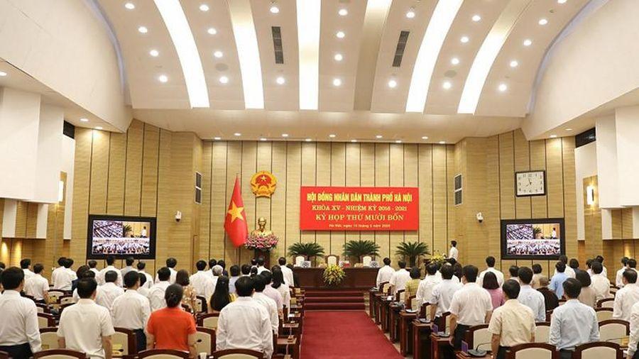 Học Quốc hội, kỳ họp HĐND TP Hà Nội không chất vấn trực tiếp