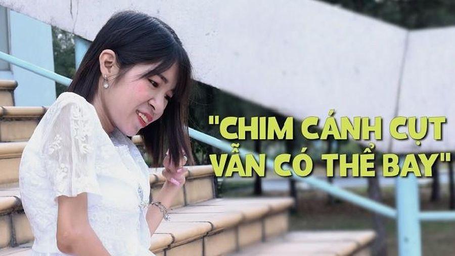 Nguyễn Thị Huyền: 'Khi còn có thể thì hãy cho đi'