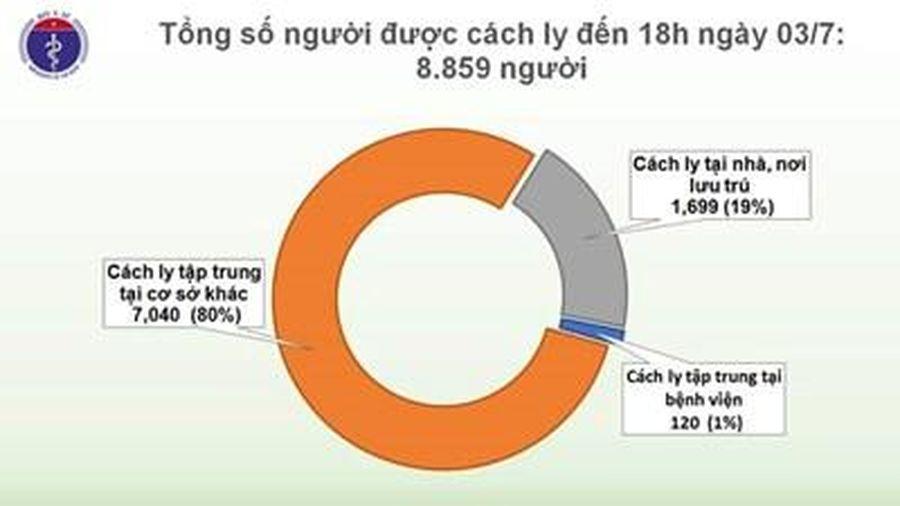 Việt Nam chỉ còn 12 bệnh nhân mắc COVID-19
