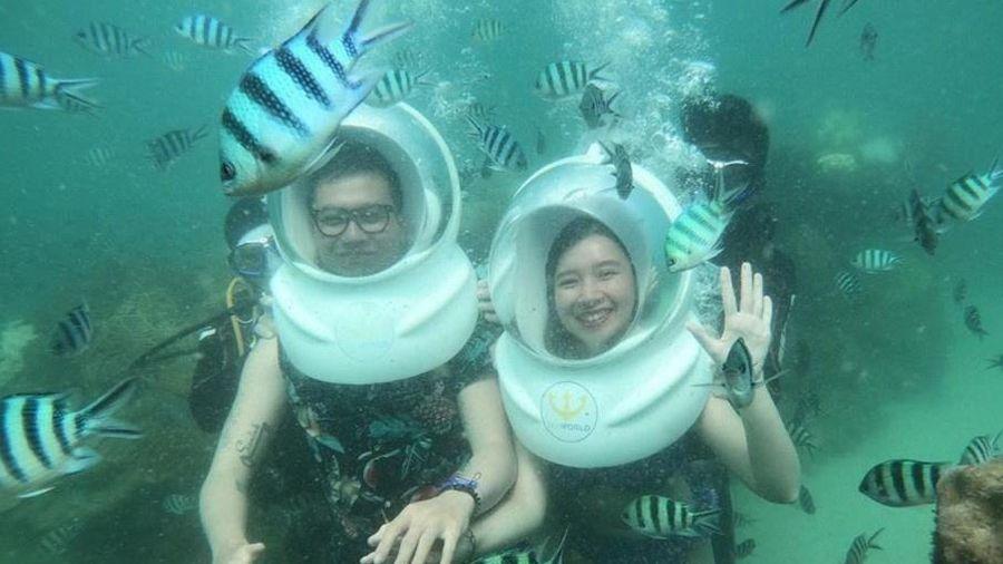 Trải nghiệm lặn biển ngắm san hô trên đảo ngọc Phú Quốc