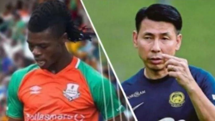 Trung vệ Congo có thể đối đầu tuyển Việt Nam