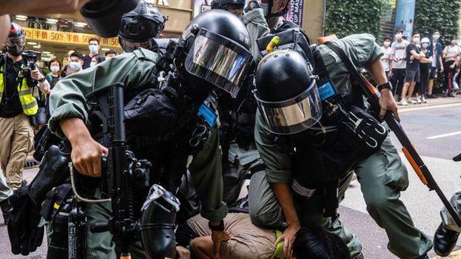 Hong Kong truy tố người đầu tiên theo luật an ninh quốc gia mới