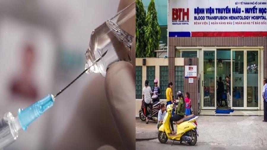 Bệnh viện truyền hóa chất quá hạn cho bệnh nhân: Có hiện tượng tráo đổi thuốc