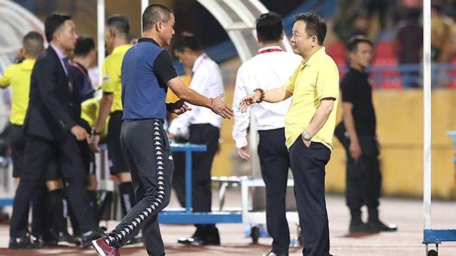 Vòng 8 V.League 2020: Các đội nước rút về đích