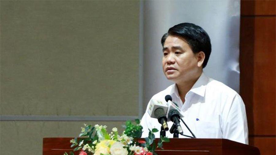 Chủ tịch UBND TP Hà Nội Nguyễn Đức Chung: Cần xây dựng chiến lược nuôi dưỡng nguồn thu